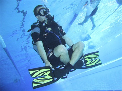 DIVE MASTER COURSE
